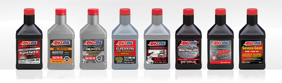 amsoil oil products
